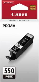 Canon Cartouche d'encre d'origine noir PGI-550 PGBK