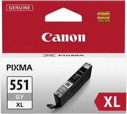 Canon Cartouche d'encre d'origine gris CLI-551XL GY