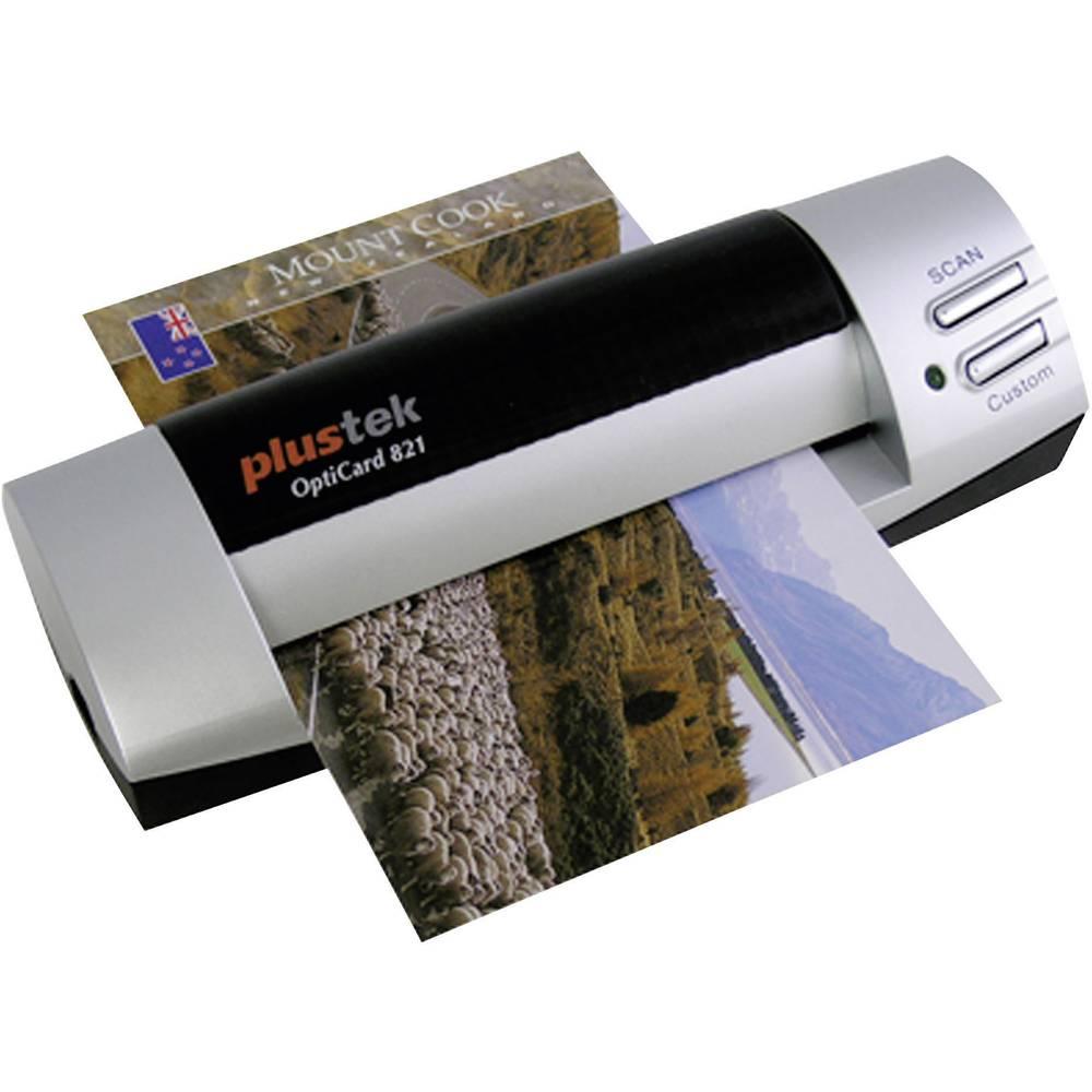 Scanner Pour Carte De Visite PLUSTEK OptiCard 821