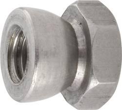 Écrou de rupture TOOLCRAFT 88118 N/A 13 mm M8 10 pc(s)