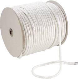 Corde en polyester 20144 (Ø x L) 10 mm x 100 m blanc