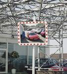 Miroir de circulation et d'observation EUCRYL 2 / 60x80 cm