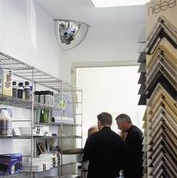 Miroir de s curit 360 diam tre 1000mm moravia for Miroir 220 review