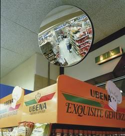 Miroir circulaire d'observation avec fixation normale Moravia 251.18.945