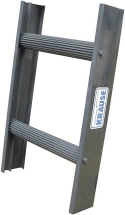 Echelle ramonage en aluminium Krause 804808