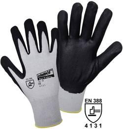 Gants de protection worky 1158 100% nylon avec revêtement nitrile EN 388 RISQUES MECANIQUES 4131 Taille 11 (XXL)