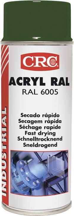 Vernis protecteur acrylique RAL 6005 CRC 31077-AA vert mousse 400 ml