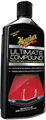 Nettoyant pour carrosserie Meguiars Ultimate Compound