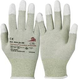 Gants de protection KCL 624 Polyuréthane, polyamide, cuivre EN 388 RISQUES MECANIQUES 2130 + EN 1149 Taille 7 (S)
