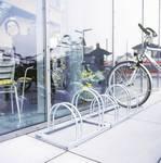 Râtelier double MORION avec 2 emplacements pour vélos