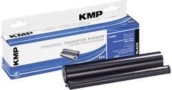 Ruban, rouleau à transfert thermique compatible KMP F-PA1 Panasonic noir 310 pages 1 rouleau(x)
