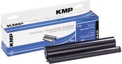 Ruban, rouleau à transfert thermique compatible KMP F-P2 Philips PFA 322 noir 220 pages 1 rouleau(x)