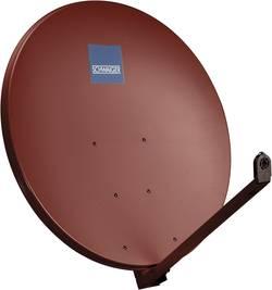Antenne SAT 97 cm Schwaiger SPI1000.2 Matériau du réflecteur: aluminium rouge brique