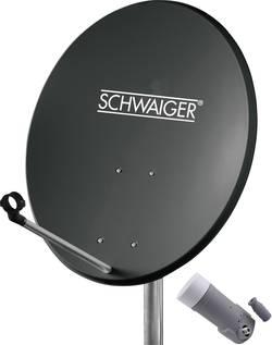 Système SAT sans récepteur Schwaiger SPI5501SET1 Nombre d'abonné(s): 1