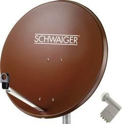 Système SAT sans récepteur Schwaiger SPI9962SET9 Nombre d'abonné(s): 4