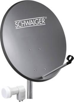 Système SAT sans récepteur Schwaiger SPI5501SET2 Nombre d'abonné(s): 2