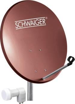 Système SAT sans récepteur Schwaiger SPI5502SET2 Nombre d'abonné(s): 2