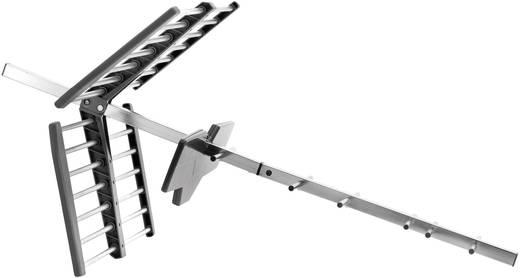 antenne de toit tnt passive one for all sv 9453 pour l 39 ext rieur argent noir. Black Bedroom Furniture Sets. Home Design Ideas