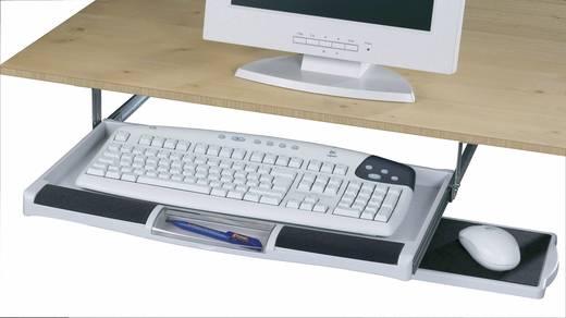 Tiroir pour clavier à placer sous le bureau