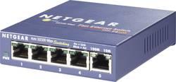 Switch réseau RJ45 NETGEAR FS105 5 ports 100 Mo/s