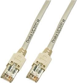 Câble réseau Cat 5e F/UTP 30M gris Draka - [1x RJ45 mâle - 1x RJ45 mâle] - K8452.30