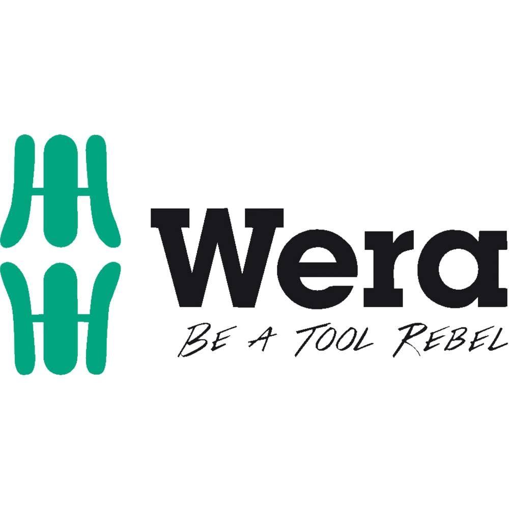 Wera 367/6 TORX® BO pour latelier Jeu de tournevis 6 pièces Tamper Resistant 3
