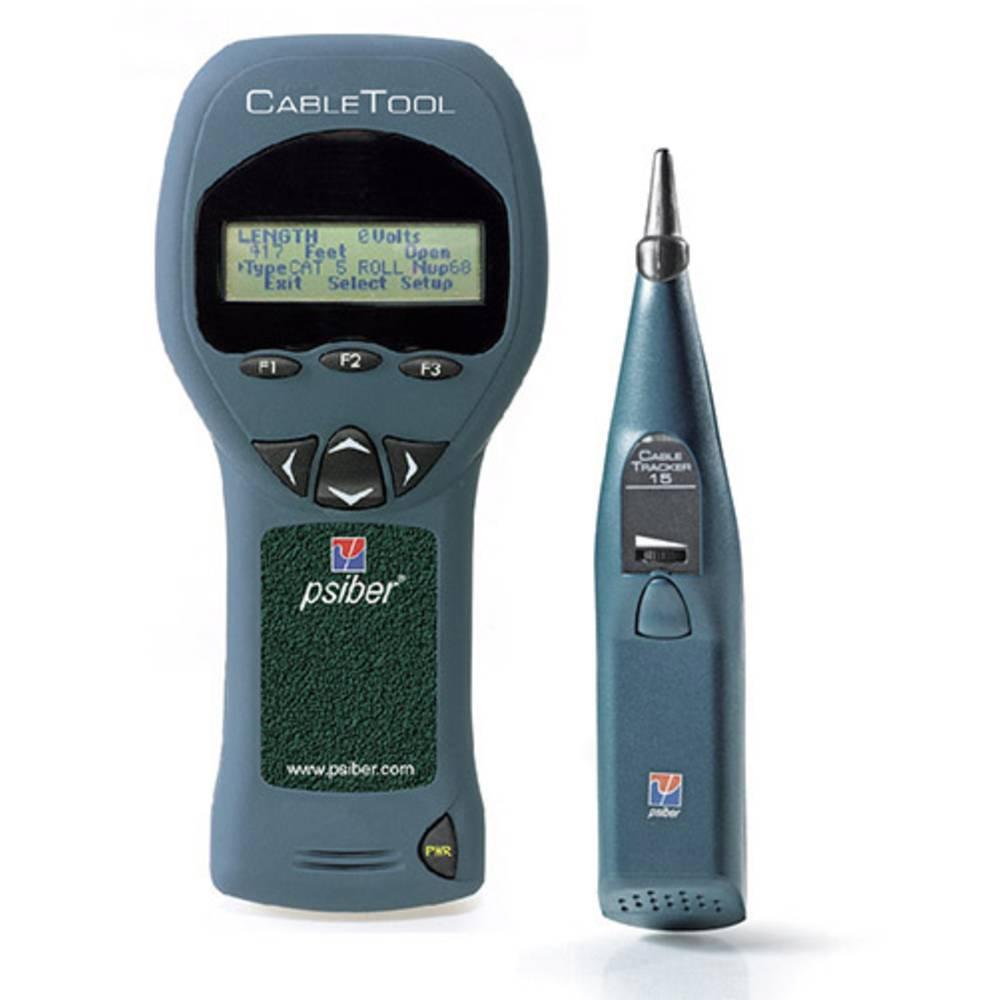 Psiber Data CTK5015 CableTool kabelska merilna naprava s kabelskim sledilnikom Probe CT15