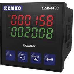 Emko EZM-4430.2.00.0.1/00.00/0.0.0.0 8-znamenkasti predbrojni brojač s relejskim izlazom, ugradbeni