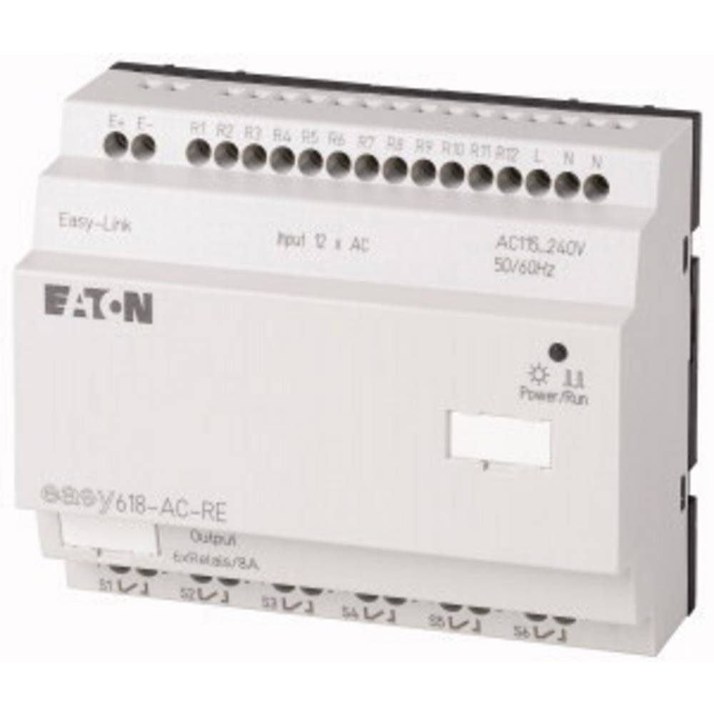 SPS-krmilni modul Eaton easy 618-AC-RE 212314 115 V/AC, 230 V/AC