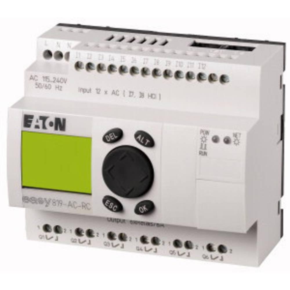 SPS-krmilni modul Eaton easy 819-AC-RC 256267 115 V/AC, 230 V/AC