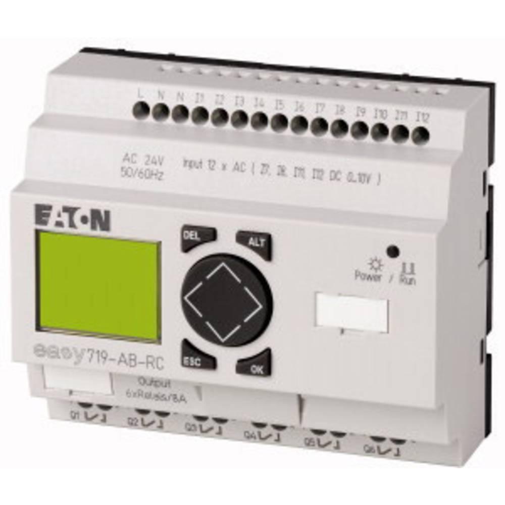 SPS-krmilni modul Eaton easy 719-AB-RC 274113 24 V/AC