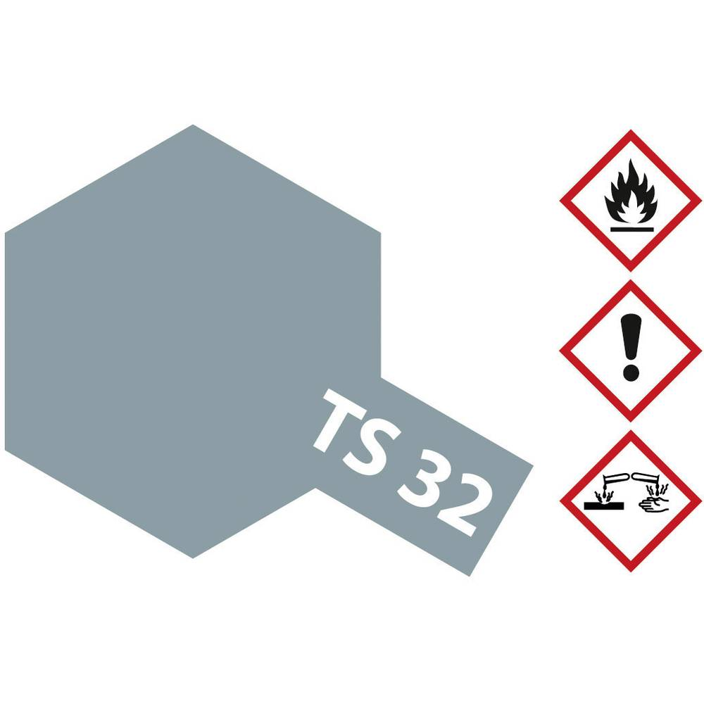 Tamiya TS-32 MEGLENO SIVA MAT 85032