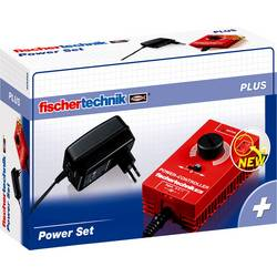 fischertechnik 505283 PLUS Power Set elektronik napajanje od 7 leta dalje