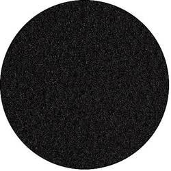Samolepilno blago za zvočnikeiz velurja, črne barve 12S15