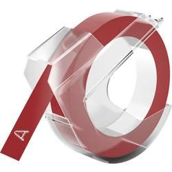 Tiskalni trak Dymo S0898150, 9mm, barva traku/pisave: rdeča/bela
