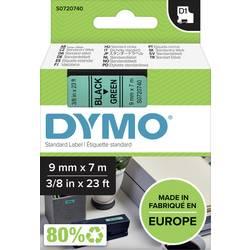 Pisalni trak DYMO 40919 barva traku: zelena barva napisa:črna 9 mm 7 m