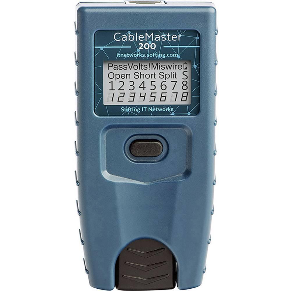 Psiber Data CableMaster CM200 merilnik napeljav, iskalnik kablov in vodnikov
