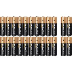 Mignon baterija (AA) alkalno-manganova Duracell Plus LR06 1.5 V 24 kosov