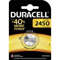 Gumbasta baterija CR 2450 litijska Duracell CR2450 620 mAh 3 V 1 kom.