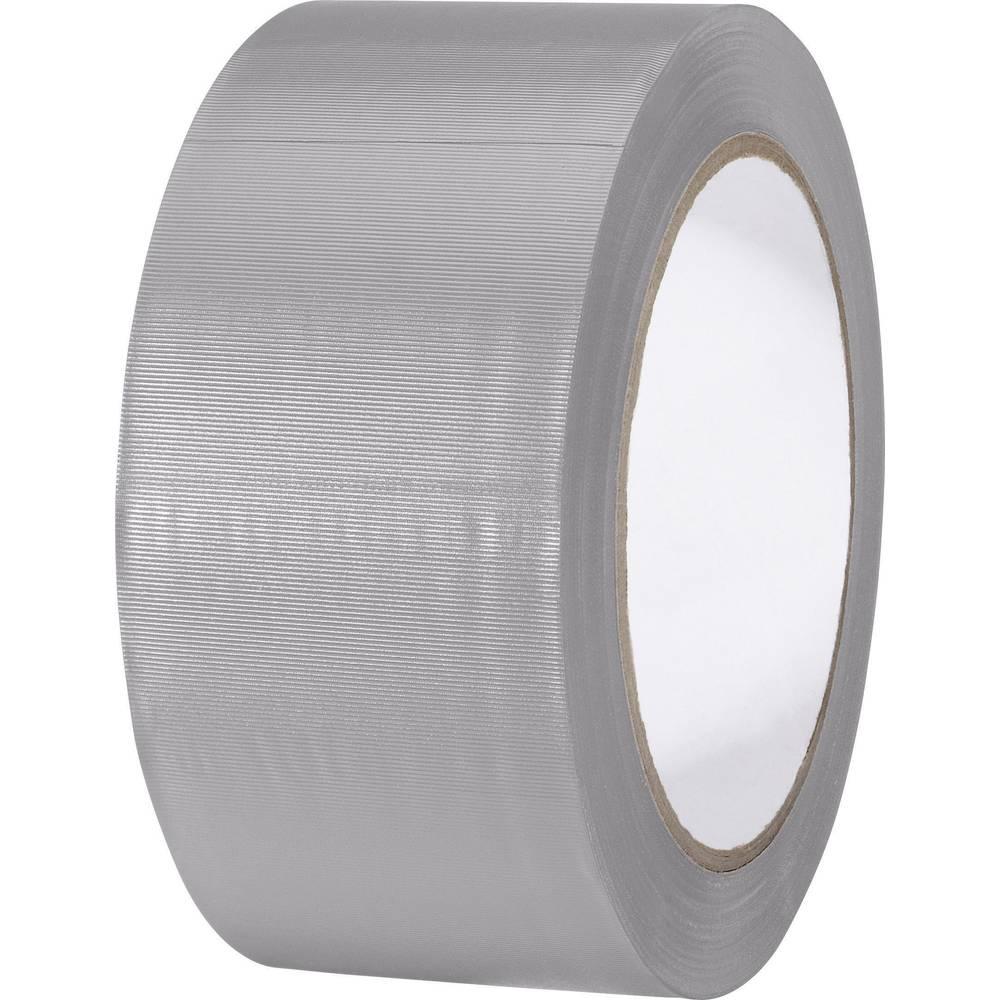 Višenamjenska PVC ljepljiva traka (D x Š) 33 m x 50 mm siva PVC 832450GR-C TOOLCRAFT sadržaj: 1 rola