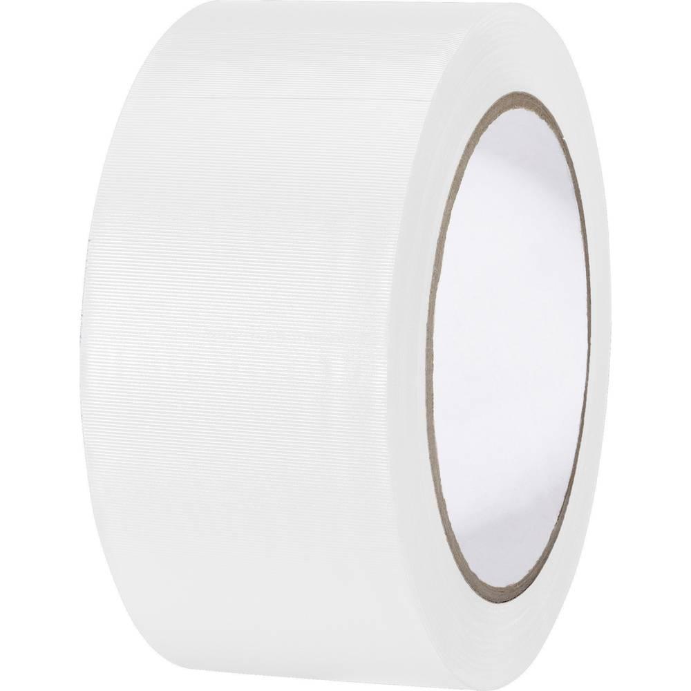 Višenamjenska PVC ljepljiva traka (D x Š) 33 m x 50 mm bijela PVC 832450W-C TOOLCRAFT sadržaj: 1 rola