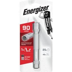 LED džepna svjetiljka Energizer Metal Light na baterije 34 g srebrna