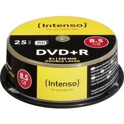 DVD+R DL prazni Intenso 4311144 8.5 GB 25 kom. okrugla kutija