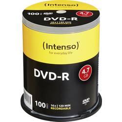 DVD-R prazni Intenso 4101156 4.7 GB 100 kom. okrugla kutija
