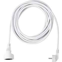 Strujni produžni kabel Bachmann Electric [ šuko utikač - šuko utičnica] bijela, 10 m 341289