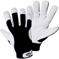 Zimske rukavice za montažu Griffy 1707, dlan: napa koža, izvana: spandex, vel. 12