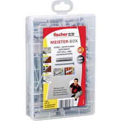 Komplet Fischer Meister-Box s SX-vložki in vijaki, 513777, 1 paket