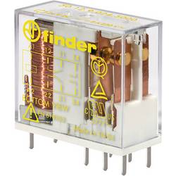 Finder 50.12.9.012.5000 Rele za tiskano vezje 12 V/DC 8 A 2 menjalo 50 KOS Tray