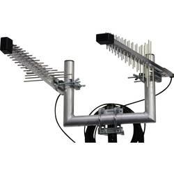 LTE-antena (za mestno LTE-omrežje Telekom), 2 kosa v kompletu K-102850-10 Wittenberg Antennen