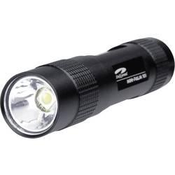 LED mini džepna svjetiljka LiteXpress Mini-Palm 101-2 na baterije 26 g crna